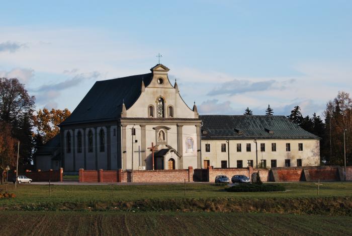 Rywałd kościół