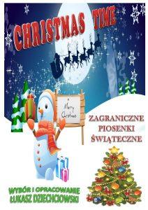 Piosenki angielskie na keyboard nuty 31 hitów łatwe opracowanie, Last Christmas nuty